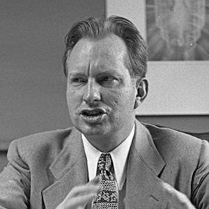 L. Ron Hubbard Headshot
