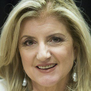 Arianna Huffington 1 of 9