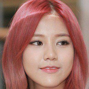 Shin Hyejeong Headshot