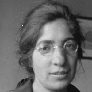 Libbie Henrietta Hyman Headshot