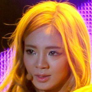 Kim Hyo-Yeon Headshot