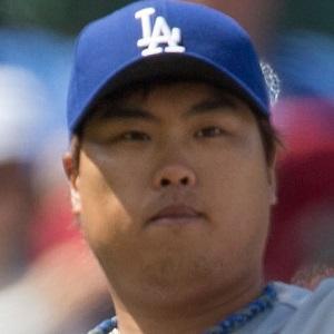Hyun-jin Ryu Headshot