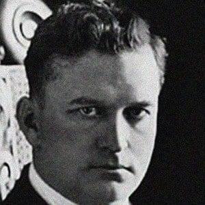 Thomas H. Ince Headshot
