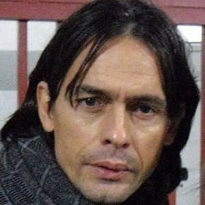 Filippo Inzaghi Headshot