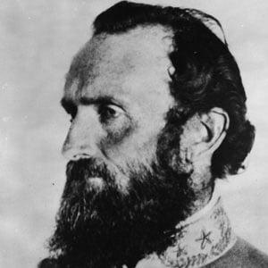 Thomas Stonewall Jackson 1 of 4