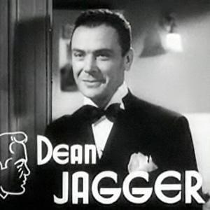 Dean Jagger Headshot
