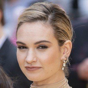 Lily James 1 of 10