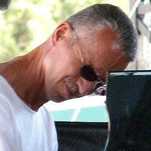 Keith Jarrett Headshot
