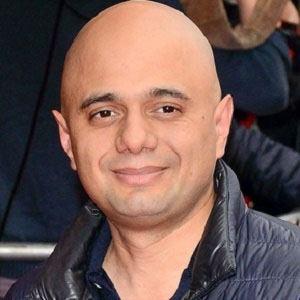 Sajid Javid Headshot
