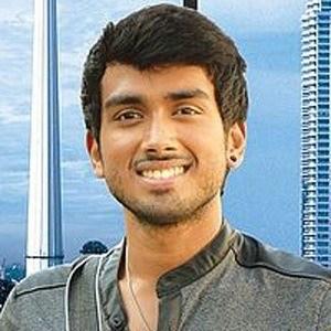 Kalidas Jayaram Headshot