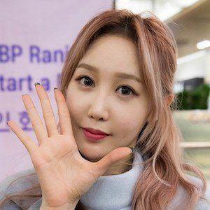 Kang Ji Eun Headshot