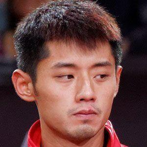 Zhang Jike Headshot