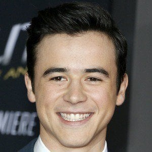 keean johnson fosters