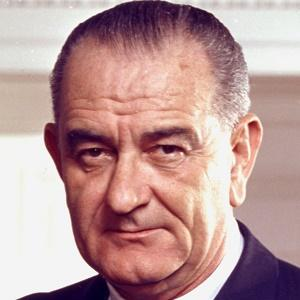 Lyndon B. Johnson 1 of 10