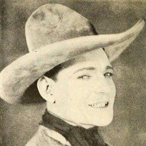 Buck Jones Headshot