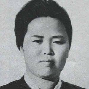 Kim Jong-suk Headshot