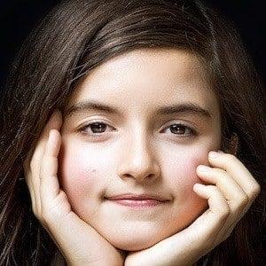 Angelina Jordan 1 of 8