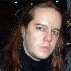Joey Jordison Headshot