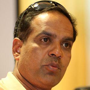 Sunil Joshi Headshot