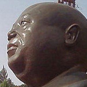 Laurent-Desire Kabila Headshot