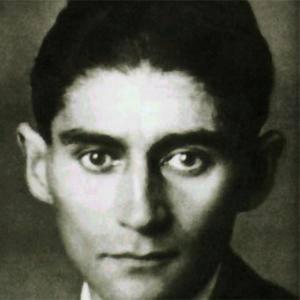 Franz Kafka Headshot