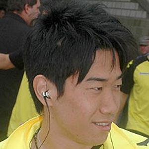 Shinji Kagawa Headshot