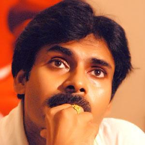 Pawan Kalyan Headshot