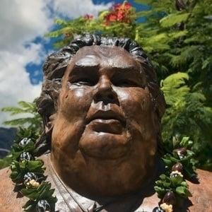 Israel Kamakawiwoʻole Headshot