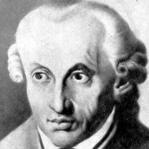 Immanuel Kant 1 of 4