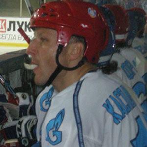 Darius Kasparaitis Headshot