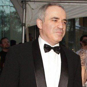 Garry Kasparov 1 of 3