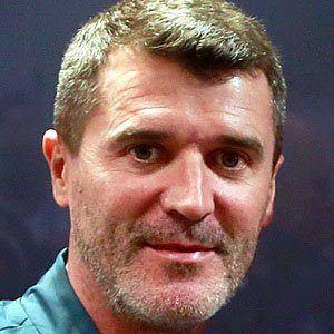 Roy Keane Headshot