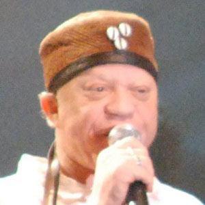 Salif Keita Headshot