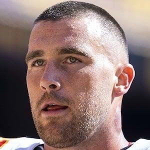 Travis Kelce Headshot