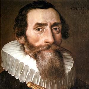 Johannes Kepler 1 of 4