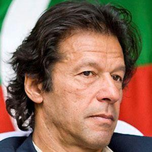 Imran Khan Headshot