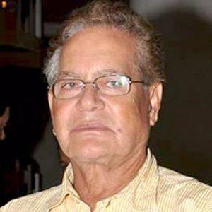 Salim Khan Headshot
