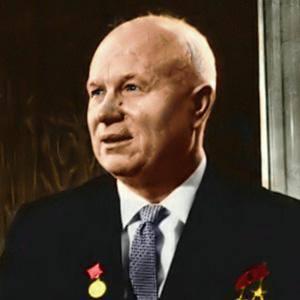 Nikita Khrushchev 1 of 3