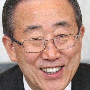 Ban Ki-Moon 1 of 3