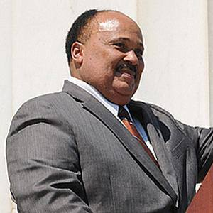 Martin Luther King III 1 of 3
