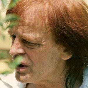 Klaus Kinski Headshot