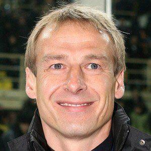 Jurgen Klinsmann 1 of 3