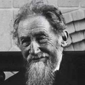 Peder Vilhelm Jensen-Klint Headshot