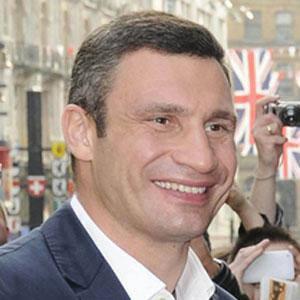 Vitali Klitschko 1 of 5