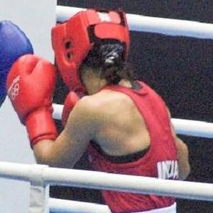 Mary Kom Headshot