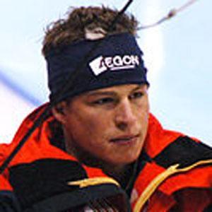 Sven Kramer Headshot
