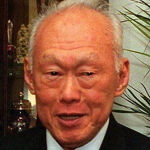Lee Kuan Yew 1 of 3