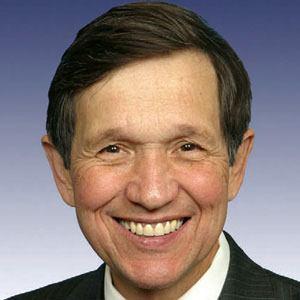 Dennis Kucinich Headshot