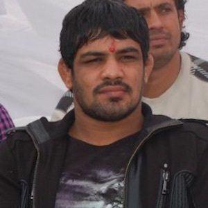 Sushil Kumar Headshot