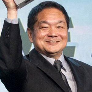 Ken Kutaragi Headshot